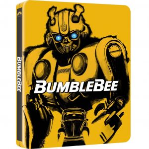 BUMBLEBEE Limited Edition Steelbook (BLU-RAY) + ΔΩΡΟ ΠΡΟΣΤΑΤΕΥΤΙΚΗ ΘΗΚΗ Steelbook