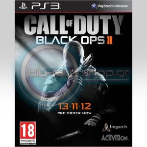 CALL OF DUTY: BLACK OPS II (PS3)