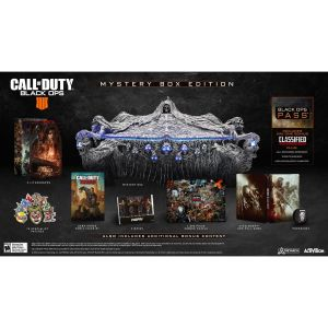 CALL OF DUTY: BLACK OPS ΙΙΙΙ - Mystery Box Edition (PS4)