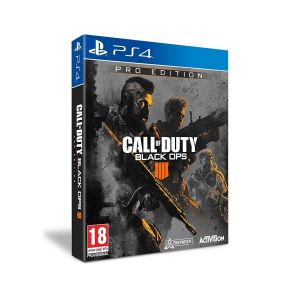 CALL OF DUTY: BLACK OPS ΙΙΙΙ - Pro Edition (PS4)