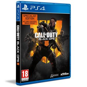 CALL OF DUTY: BLACK OPS ΙΙΙΙ - Specialist Edition (PS4)