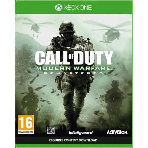 CALL OF DUTY: MODERN WARFARE - REMASTERED (XBOX ONE)