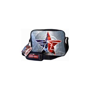 CAPTAIN AMERICA: CIVIL WAR - STAR LOGO MESSENGER BAG