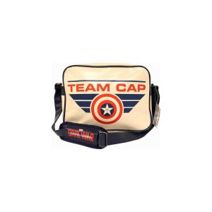 CAPTAIN AMERICA: CIVIL WAR - TEAM CAP MESSENGER BAG