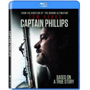 CAPTAIN PHILLIPS [4K MASTERED] (BLU-RAY) ***SONY EXCLUSIVE***