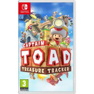 CAPTAIN TOAD: TREASURE TRACKER (NSW)