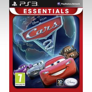 CARS 2 ESSENTIALS (PS3)