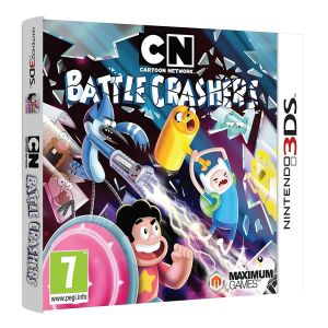 CARTOON NETWORK: BATTLE CRASHERS (3DS)