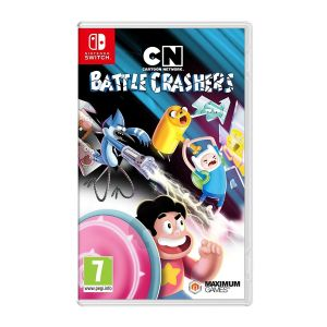 CARTOON NETWORK: BATTLE CRASHERS (NSW)