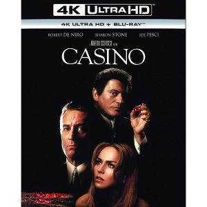 CASINO 4K [Imported] (4K UHD BLU-RAY)