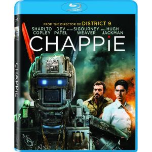 CHAPPIE [4K MASTERED] (BLU-RAY)