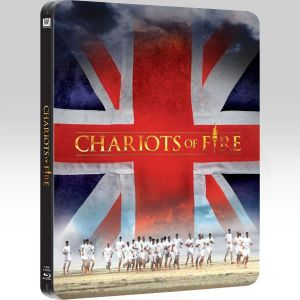 CHARIOTS OF FIRE Limited Collector's Edition Steelbook [Imported] (BLU-RAY)