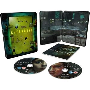 CHERNOBYL Limited Edition Steelbook [Imported] (BLU-RAY)