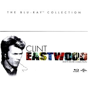 CLINT EASTWOOD - THE BLU-RAY COLLECTION 8 MOVIES BOX SET (BLU-RAY)