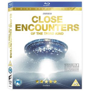 CLOSE ENCOUNTERS OF THE THIRD (3rd) KIND - ΣΤΕΝΕΣ ΕΠΑΦΕΣ ΤΡΙΤΟΥ ΤΥΠΟΥ Special Edition Slipcover (2 BLU-RAYs)