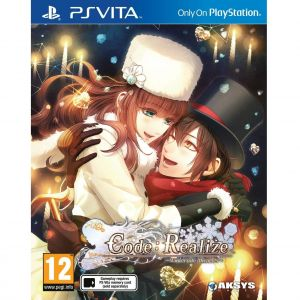 CODE: REALIZE WINTERTIDE MIRACLES (PS VITA)
