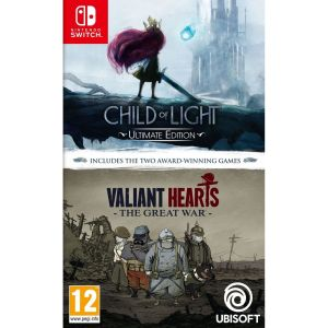 COMPILATION CHILD OF LIGHT & VALIANT HEART (NSW)