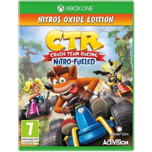 CRASH TEAM RACING NITRO - FUELED - Nitros Oxide Edition (XBOX ONE)