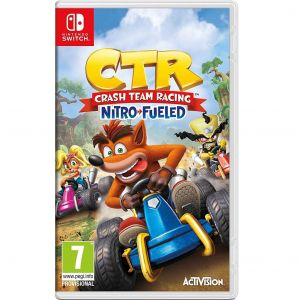CRASH TEAM RACING NITRO - FUELED (NSW)