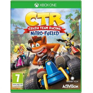 CRASH TEAM RACING NITRO - FUELED (XBOX ONE)