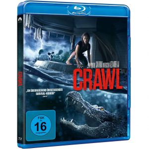 CRAWL [Imported] (BLU-RAY)