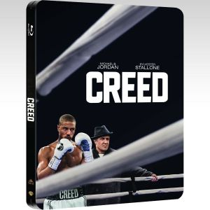 CREED Limited Edition Steelbook [Imported] (BLU-RAY)