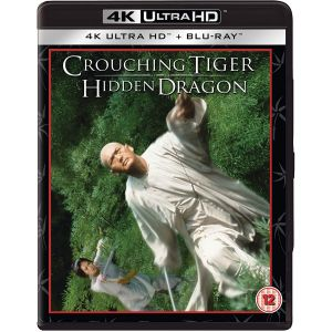CROUCHING TIGER HIDDEN DRAGON - ΤΙΓΡΗΣ ΚΑΙ ΔΡΑΚΟΣ [4K ReMASTERED] 15th Anniversary (4K UHD BLU-RAY + BLU-RAY)