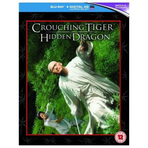 CROUCHING TIGER HIDDEN DRAGON - ΤΙΓΡΗΣ ΚΑΙ ΔΡΑΚΟΣ [4K ReMASTERED] Slipcover (BLU-RAY)