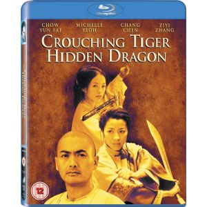 CROUCHING TIGER HIDDEN DRAGON - ΤΙΓΡΗΣ ΚΑΙ ΔΡΑΚΟΣ (BLU-RAY) ***SONY EXCLUSIVE***