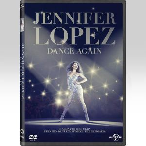 DANCE AGAIN: JENNIFER LOPEZ (DVD)
