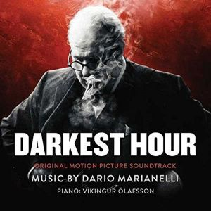 DARKEST HOUR - ORIGINAL MOTION PICTURE SOUNDTRACK (AUDIO CD)