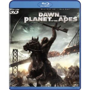 DAWN OF THE PLANET OF THE APES 3D - Ο ΠΛΑΝΗΤΗΣ ΤΩΝ ΠΙΘΗΚΩΝ: Η ΑΥΓΗ 3D (BLU-RAY 3D + BLU-RAY)