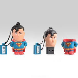 DC COMICS SUPERMAN TRIBE 8GB USB DRIVE Flash Memory Stick FD031401 (USB)