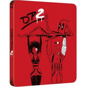 DEADPOOL 2 Theatrical & Extended SUPER DUPER CUT Limited Edition Steelbook (2 BLU-RAY) + GIFT Steelbook PROTECTIVE SLEEVE