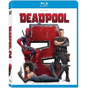 DEADPOOL 2 Theatrical NEW VISUAL (BLU-RAY)