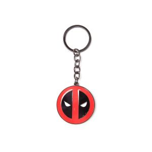 Deadpool - Eyes Metal Keychain (KE261701DEA)