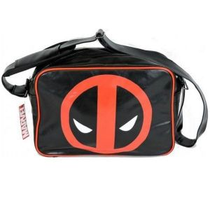 DEADPOOL - LOGO BLACK MESSENGER BAG