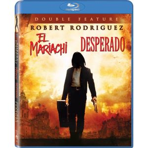 DESPERADO / EL MARIACHI (BLU-RAY) ***SONY EXCLUSIVE***