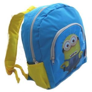 DESPICABLE ME 2 - MINIONS BACKPACK WITH POCKETS