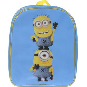 DESPICABLE ME 2 - STANDING ON HEAD MINIONS SMALL BACKPACK