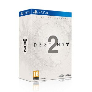 DESTINY 2 - LIMITED EDITION (PS4)