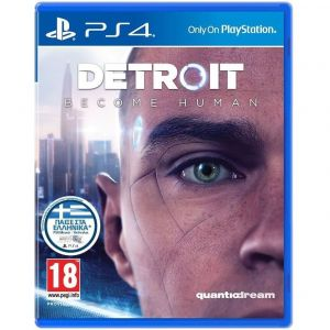DETROIT: BECOME HUMAN [ΕΛΛΗΝΙΚΟ] (PS4)