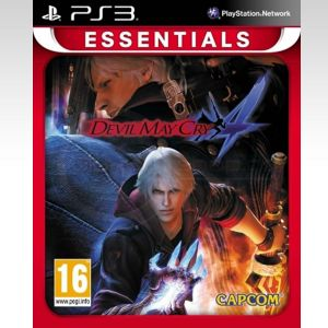 DEVIL MAY CRY 4 ESSENTIALS (PS3)