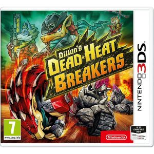DILLON'S DEAD - HEAT BREAKERS (3DS, 2DS)