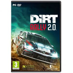 DiRT RALLY 2.0 (PC DVD)