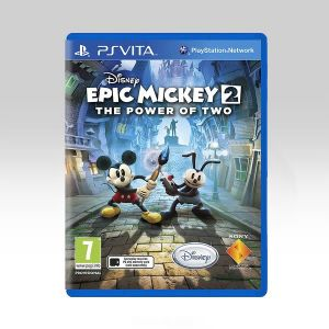 DISNEY EPIC MICKEY 2: THE POWER OF TWO [ΕΛΛΗΝΙΚΟ] (PS VITA)