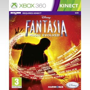 DISNEY FANTASIA: MUSIC EVOLVED (XBOX 360)