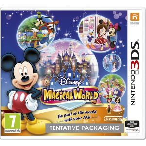 DISNEY MAGICAL WORLD (3DS, 2DS)