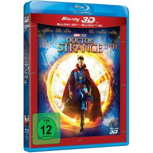 DOCTOR STRANGE 3D Special Edition Superset [Imported] (BLU-RAY 3D + BLU-RAY)