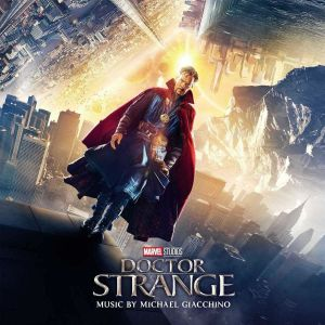 DOCTOR STRANGE - ORIGINAL MOTION PICTURE SOUNDTRACK (AUDIO CD)